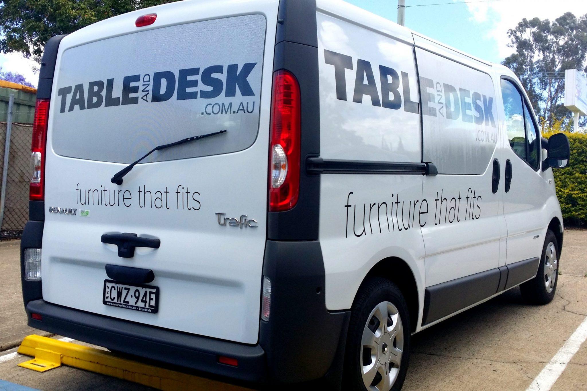 Table&Desk