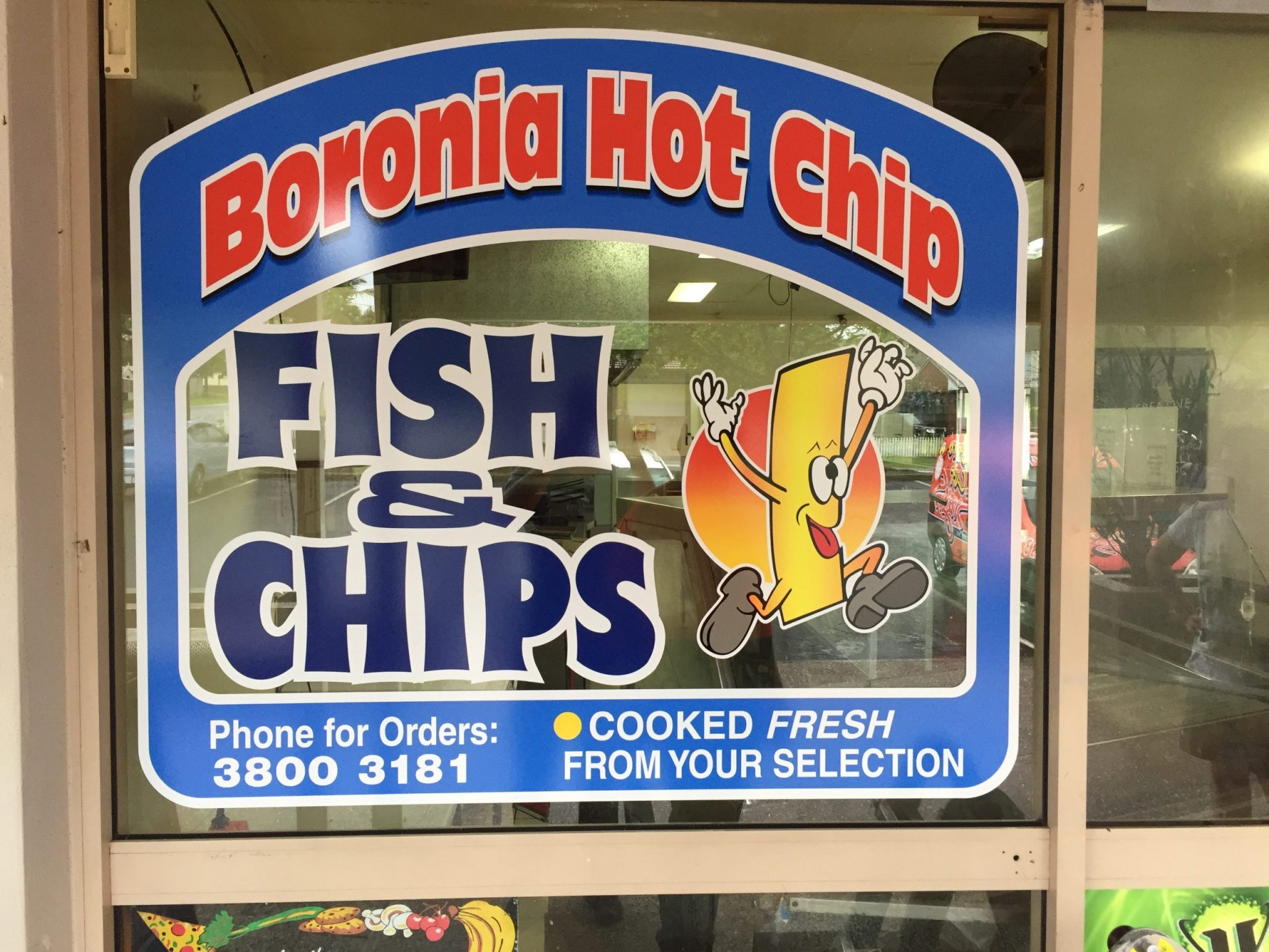 The hot chip2