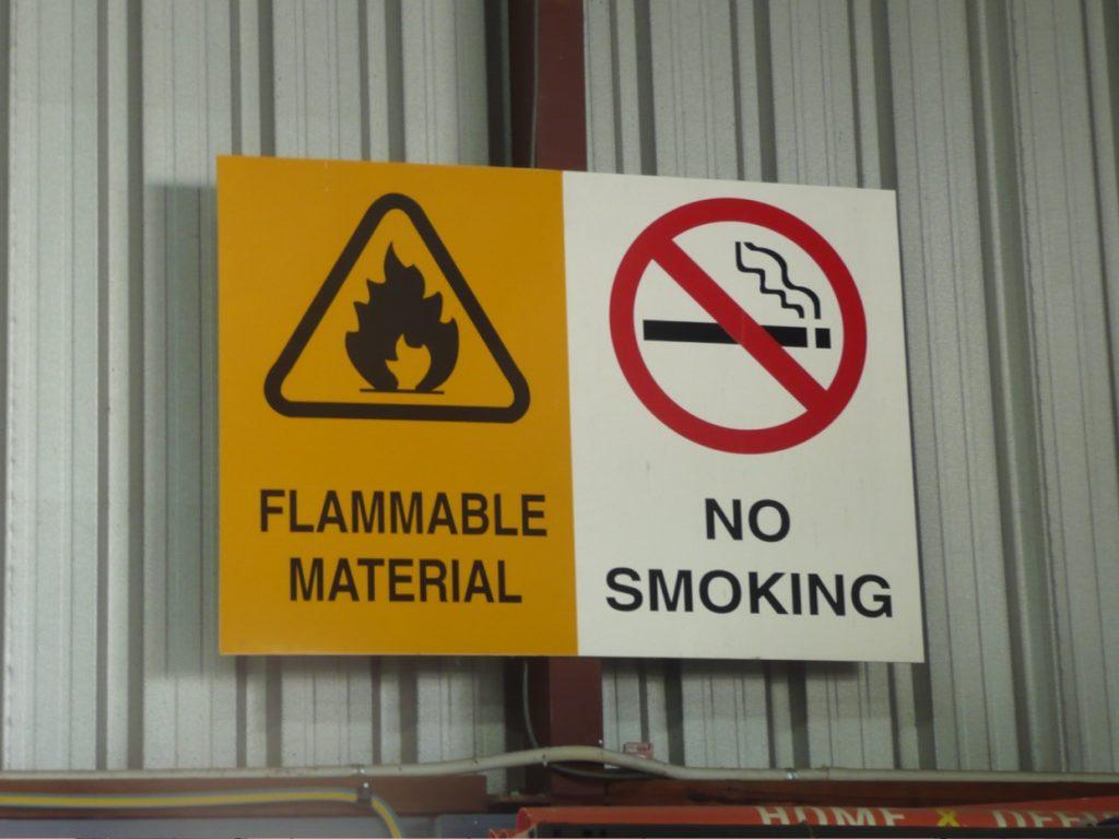 safety stickers brisbane